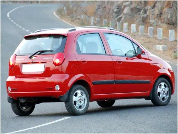 Chevrolet Spark Van 0.8 động cơ: SOHC 0.8 (dung tích xi lanh: 796cc) cần bán-4