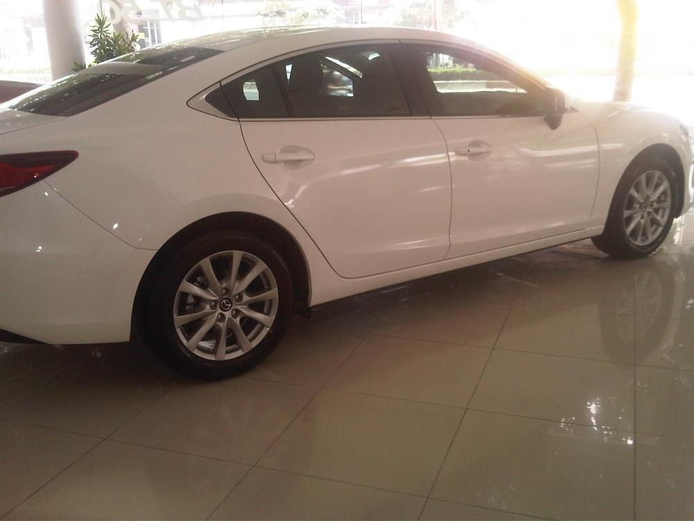 Bán xe Mazda 6 đời 2015, màu trắng, nhập khẩu nguyên chiếc-3