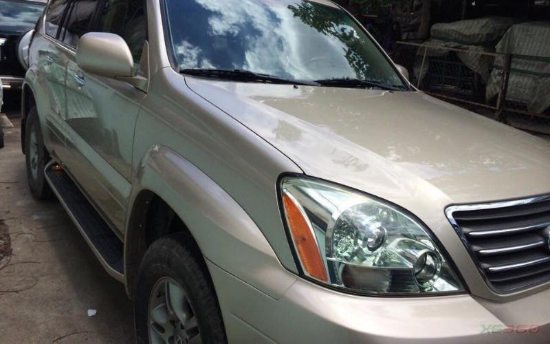 Cần bán gấp Lexus GX 470 đời 2010, nhập khẩu nguyên chiếc, chính chủ-1