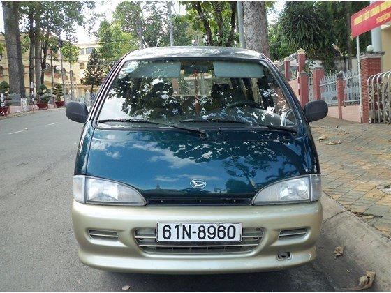 Cần bán gấp Daihatsu Citivan đời 2004, nhập khẩu nguyên chiếc, xe gia đình -0