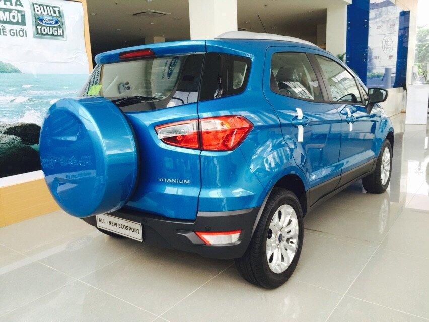 """New Ford Ecosport Titanium phiên bản Châu Âu """" Giá hot nhất """" Hotline 0938380696 -4"""