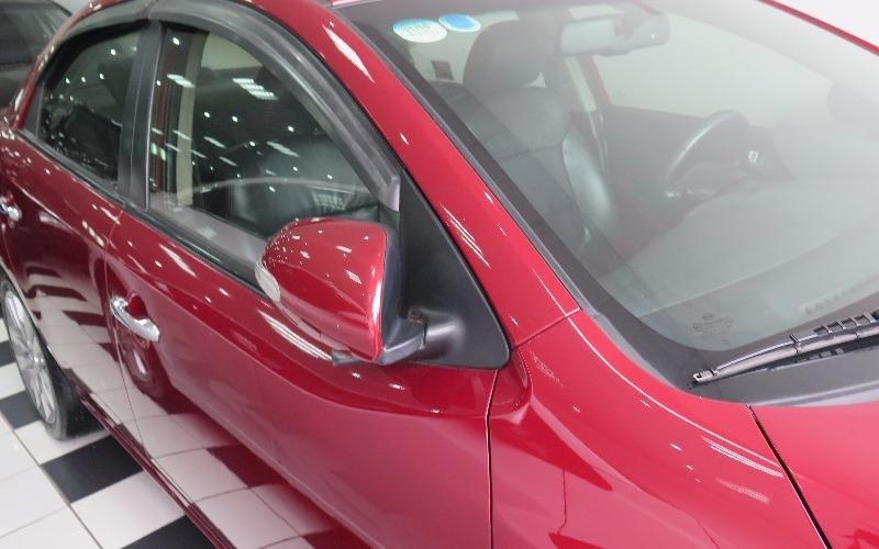 Cần bán gấp Kia Cerato đời 2010, màu đỏ, nhập khẩu-3