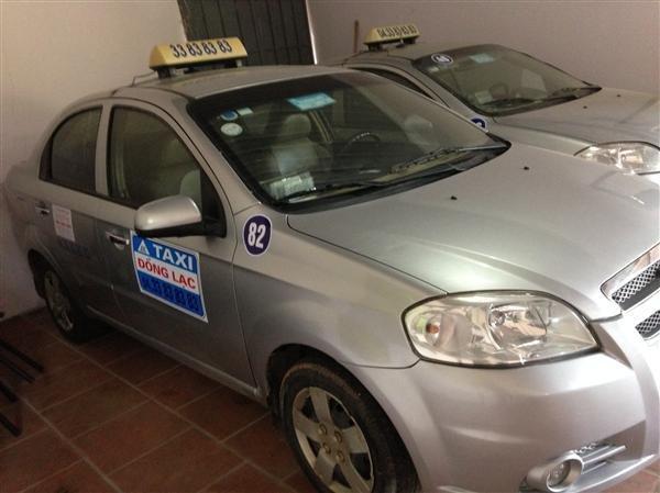 Tôi cần bán giàn xe Taxi số lượng 12 xe Chevret Aveo LT – sản xuất năm 2011-4