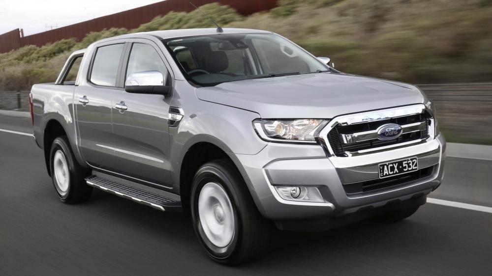 Cần bán Ford Ranger năm 2015, màu xanh lục, nhập khẩu chính hãng, giá chỉ 758 triệu-2