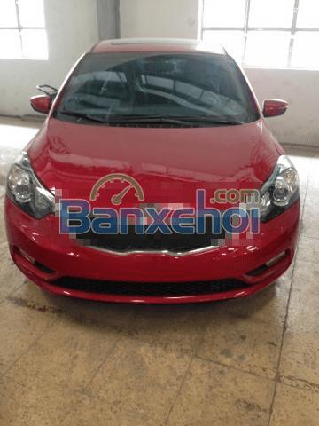 Cần bán xe Kia K3 năm 2015, màu đỏ, nhập khẩu, 657tr-3
