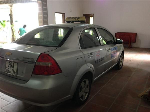 Tôi cần bán giàn xe Taxi số lượng 12 xe Chevret Aveo LT – sản xuất năm 2011-2
