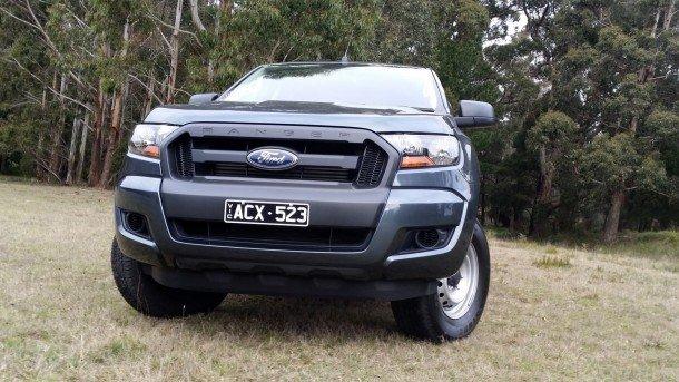 Ford Ranger XL 4x4 MT 2016 - Phiên bản đặc biệt, số lượng có hạn -2
