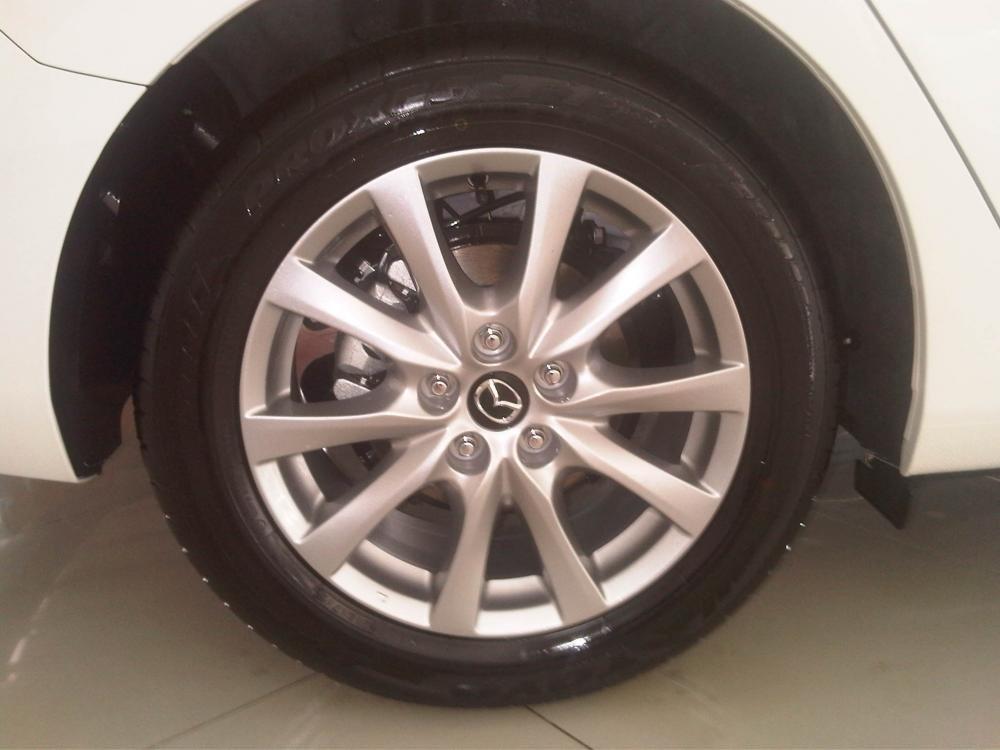 Bán xe Mazda 6 đời 2015, màu trắng, nhập khẩu nguyên chiếc-4