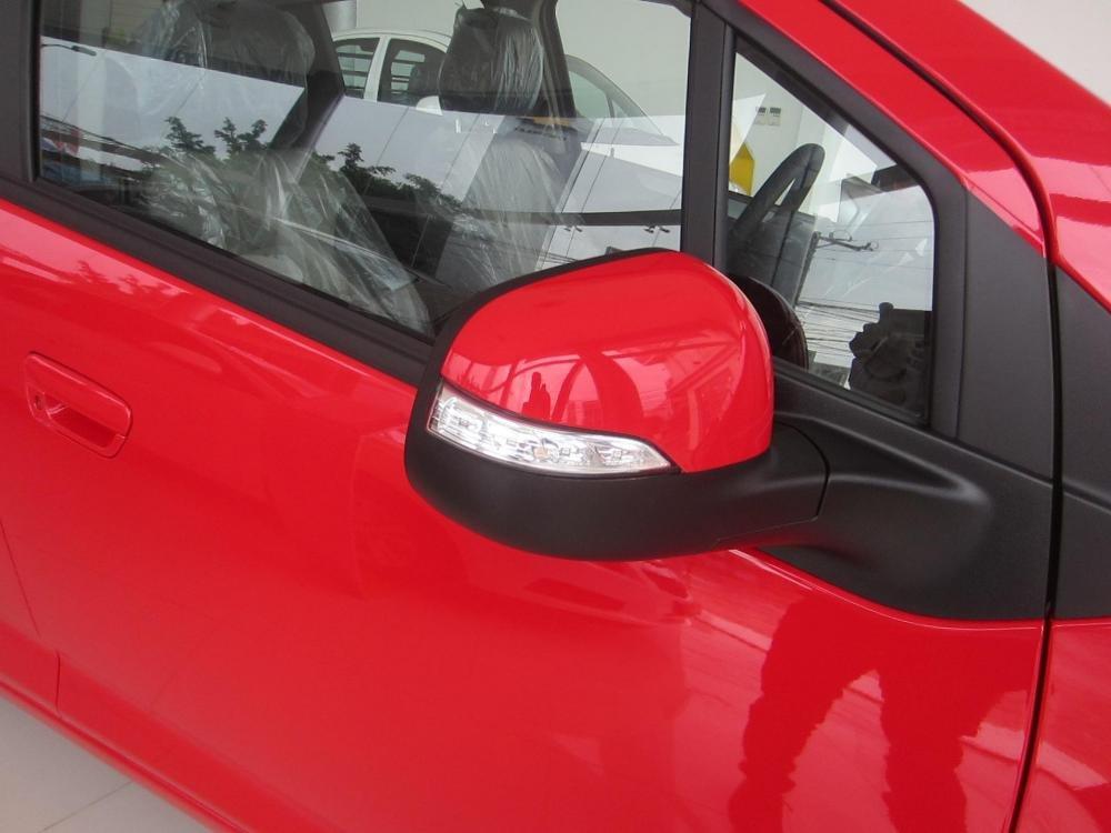 Bán ô tô Chevrolet Spark đời 2015, màu đỏ, giá 392tr xe đẹp-5