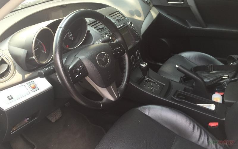 Cần bán gấp Mazda 3 năm 2013, màu trắng, số tự động, giá chỉ 675 triệu-3