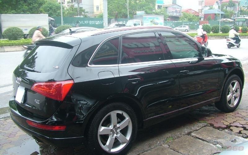 Cần bán xe Audi Q5 đời 2011, màu đen, xe nhập-2