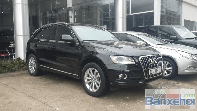 Cần bán Audi Q5 đời 2014, màu đen - LH ngay 0904927272-0