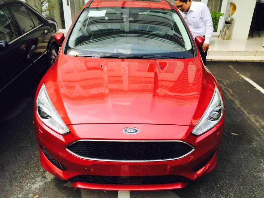 "New Ford Focus Ecoboost "" Giá chưa bao gồm khuyến mãi"" Hotline 0938380696  -0"
