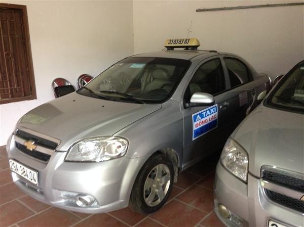Tôi cần bán giàn xe Taxi số lượng 12 xe Chevret Aveo LT – sản xuất năm 2011-3
