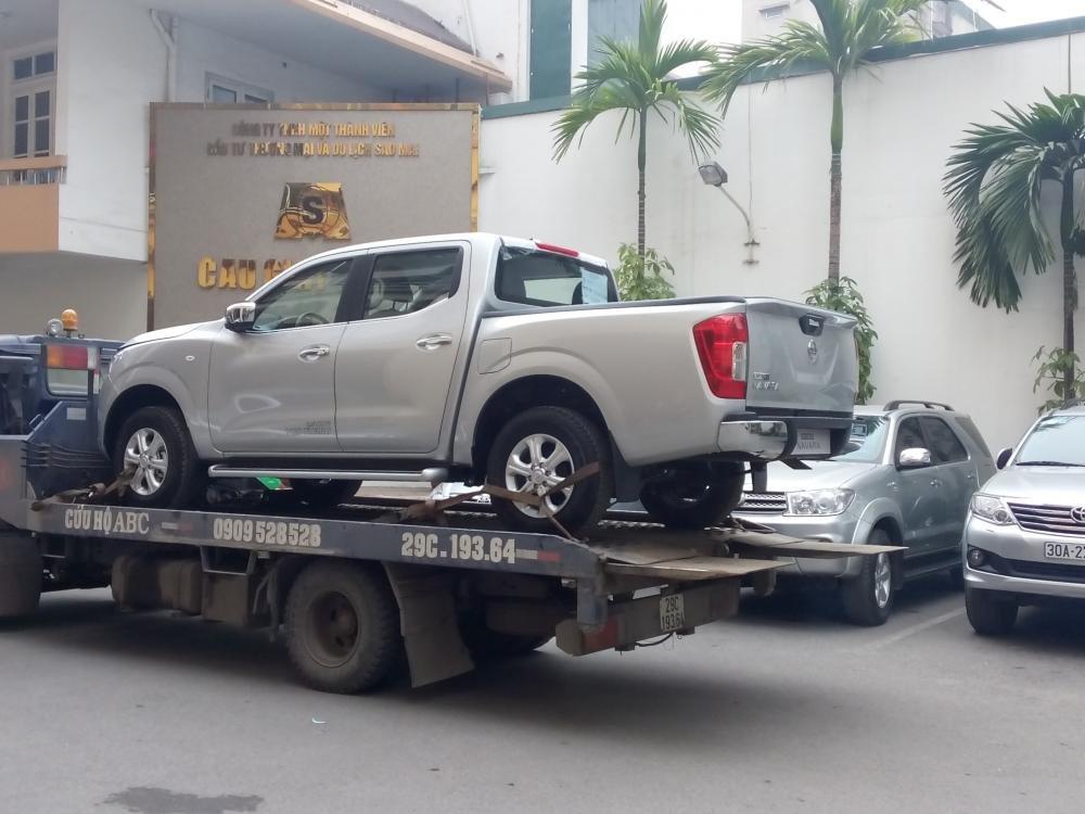 Cần bán xe Nissan Navara đời 2015, màu bạc, nhập khẩu chính hãng-2
