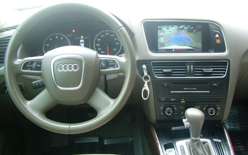 Cần bán xe Audi Q5 đời 2011, màu đen, xe nhập-4
