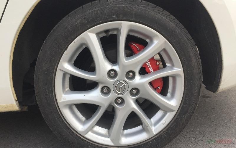 Cần bán gấp Mazda 3 năm 2013, màu trắng, số tự động, giá chỉ 675 triệu-7
