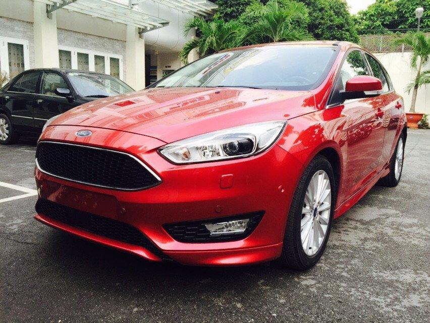 "New Ford Focus Ecoboost "" Giá chưa bao gồm khuyến mãi"" Hotline 0938380696  -2"