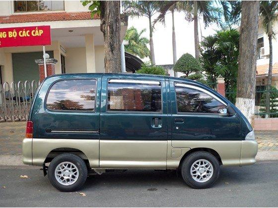 Cần bán gấp Daihatsu Citivan đời 2004, nhập khẩu nguyên chiếc, xe gia đình -6