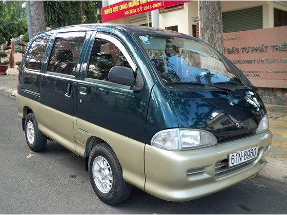 Cần bán gấp Daihatsu Citivan đời 2004, nhập khẩu nguyên chiếc, xe gia đình -1