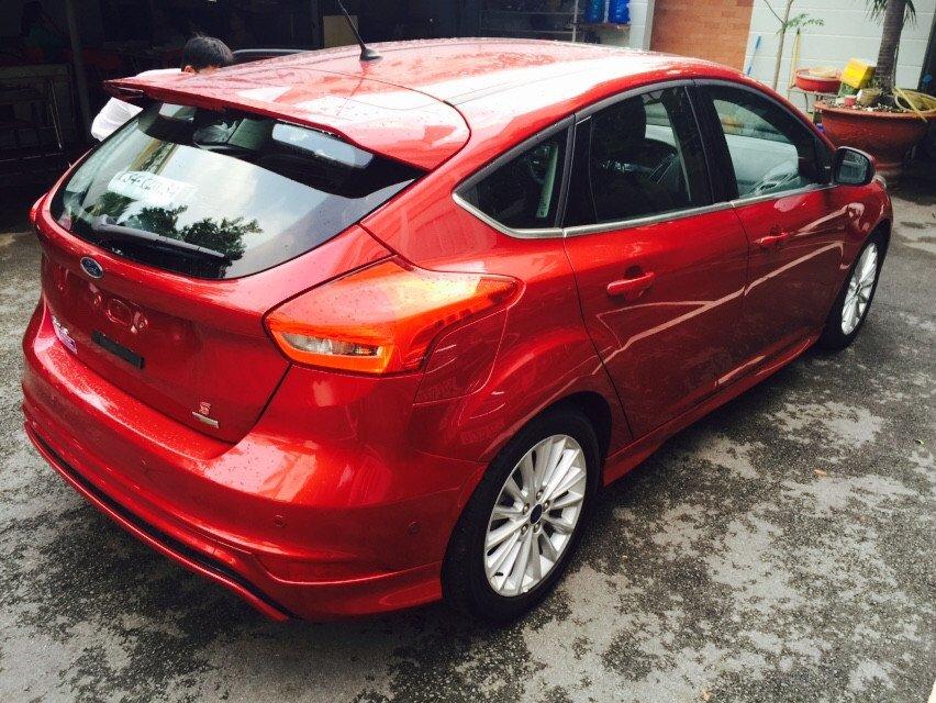 "New Ford Focus Ecoboost "" Giá chưa bao gồm khuyến mãi"" Hotline 0938380696  -3"