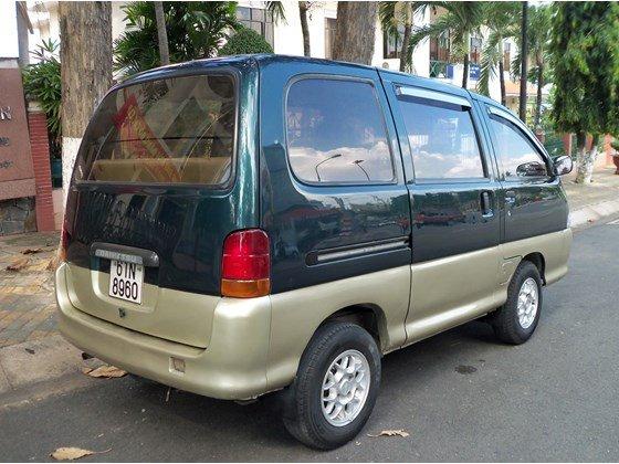 Cần bán gấp Daihatsu Citivan đời 2004, nhập khẩu nguyên chiếc, xe gia đình -5