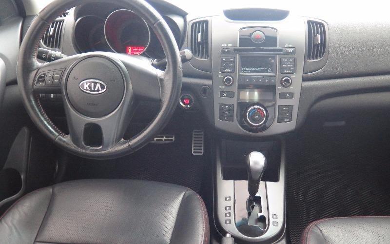 Cần bán gấp Kia Cerato đời 2010, màu đỏ, nhập khẩu-7