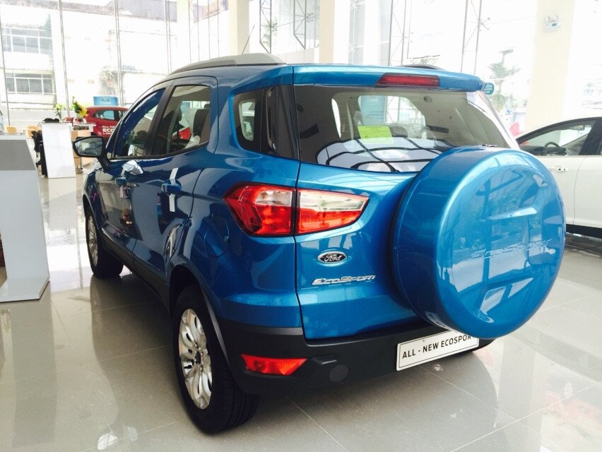 """New Ford Ecosport Titanium phiên bản Châu Âu """" Giá hot nhất """" Hotline 0938380696 -5"""