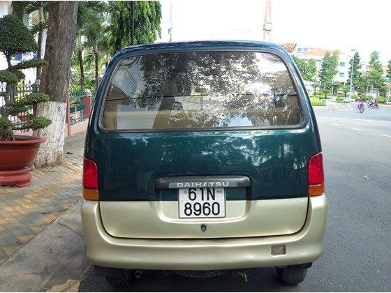 Cần bán gấp Daihatsu Citivan đời 2004, nhập khẩu nguyên chiếc, xe gia đình -4