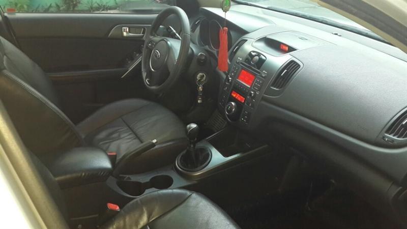 Bán ô tô Kia Forte LTZ sản xuất 2011, màu bạc, số sàn -1