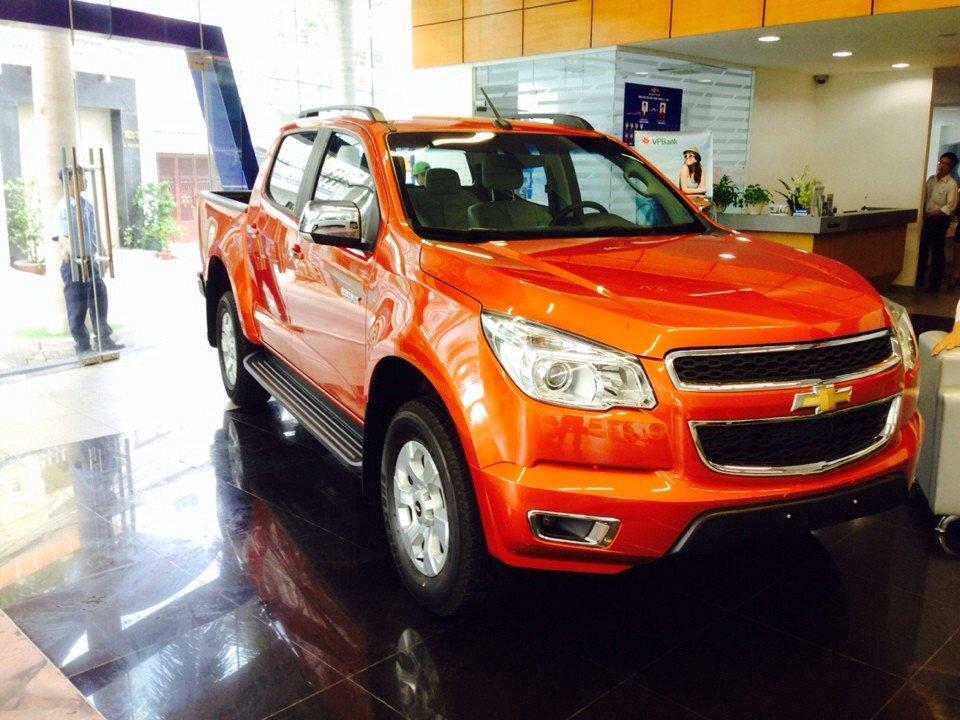Xe Chevrolet Colorado đời 2015, nhập khẩu chính hãng-2