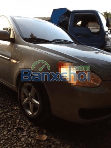 Cần bán Hyundai Accent đời 2010, màu bạc, xe nhập-2