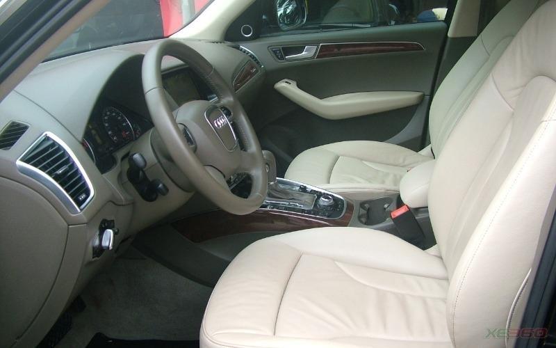 Cần bán xe Audi Q5 đời 2011, màu đen, xe nhập-5