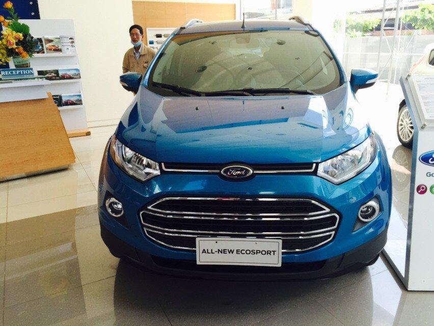 """New Ford Ecosport Titanium phiên bản Châu Âu """" Giá hot nhất """" Hotline 0938380696 -1"""