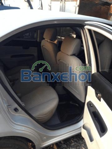 Cần bán Hyundai Accent đời 2010, màu bạc, xe nhập-5