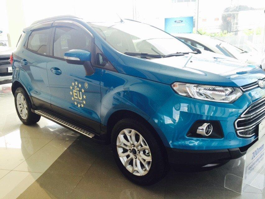 """New Ford Ecosport Titanium phiên bản Châu Âu """" Giá hot nhất """" Hotline 0938380696 -0"""