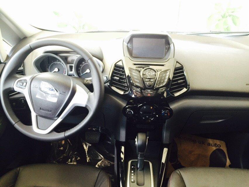 """New Ford Ecosport Titanium phiên bản Châu Âu """" Giá hot nhất """" Hotline 0938380696 -3"""