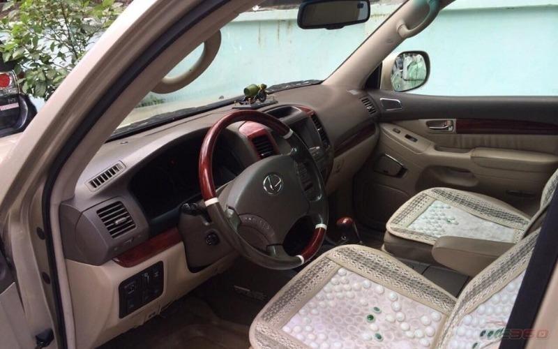 Cần bán gấp Lexus GX 470 đời 2010, nhập khẩu nguyên chiếc, chính chủ-3