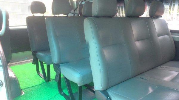 Cần bán Toyota Hiace 16 chỗ đời 2011. Gia đình sử dụng rất kỹ, không kinh doanh-2