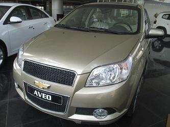 Bán ô tô Chevrolet Aveo năm 2015, giá chỉ 392 triệu xe đẹp-4
