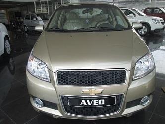 Bán ô tô Chevrolet Aveo năm 2015, giá chỉ 392 triệu xe đẹp-3