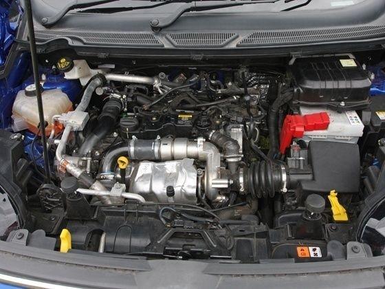 Ford EcoSport sử dụng động cơ 1.5L Duratec.