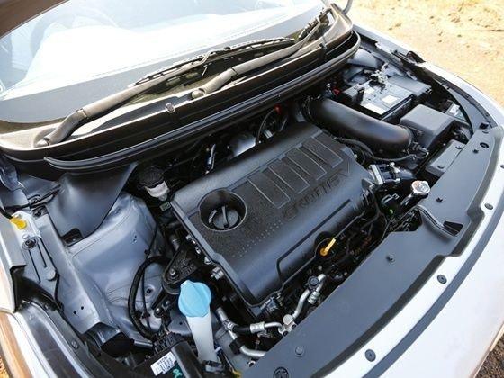 Hyundai i20 Active được trang bị động cơ Kappa 1.4L MPI thế hệ mới.