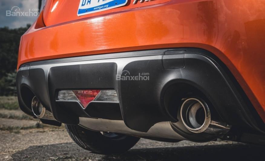 Đánh giá ống xả xe Scion FR-S 2016: