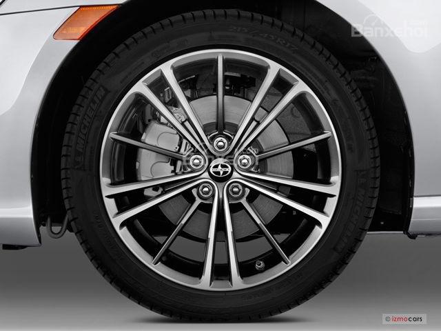 Đánh giá bánh xe Scion FR-S 2016: