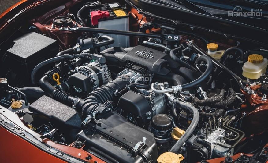 Đánh giá động cơ xe Scion FR-S 2016: