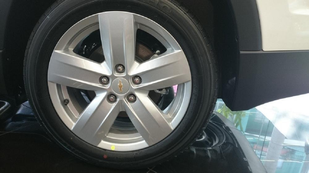 Chevrolet Orlando LTZ mẫu 2015 phiên bản mới nhất được thiết kế bởi nhóm thiết kế của BMW với rất nhiều tính năng mới-7