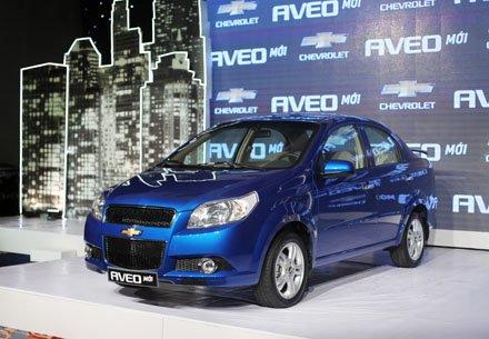 Chevrolet Aveo đời 2015 giá tốt cần bán-2