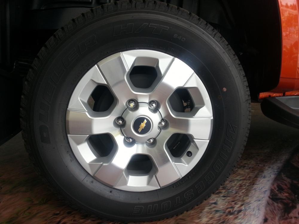 Chevrolet Colorado năm 2015, nhập khẩu chính hãng, giá tốt-5