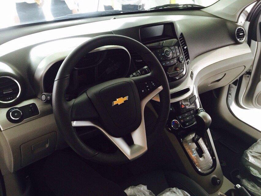 Chevrolet Orlando 1.8L LTZ - AT 759 triệu tặng dán phim 3m 5 món phụ kiện-3
